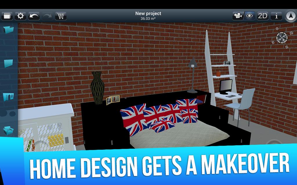 Aplikasi Desain Rumah 3d Android