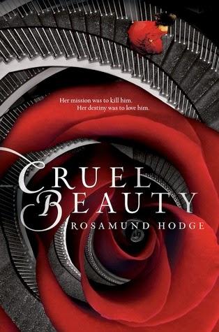 Cruel Beauty Rosamund Hodge book cover