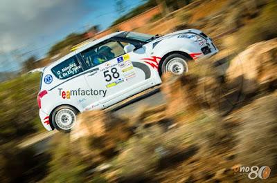 40 Rallye Ciudad de Telde 2015