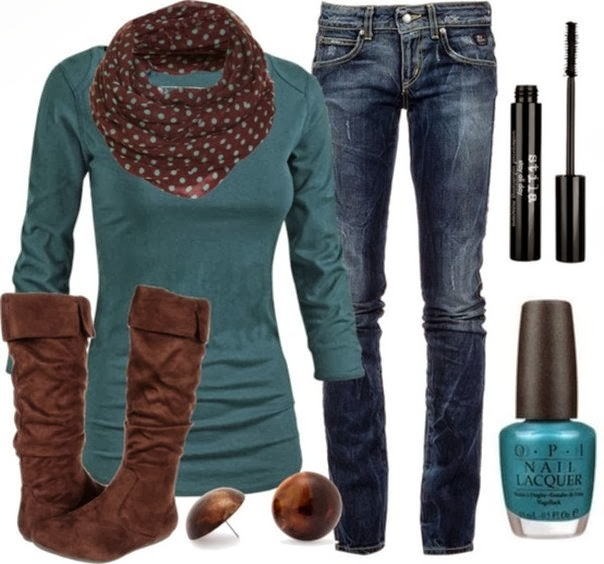 Cute women fall outfit fashion collection