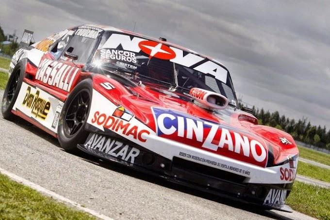Rossi dominó en los entrenamientos en La Plata