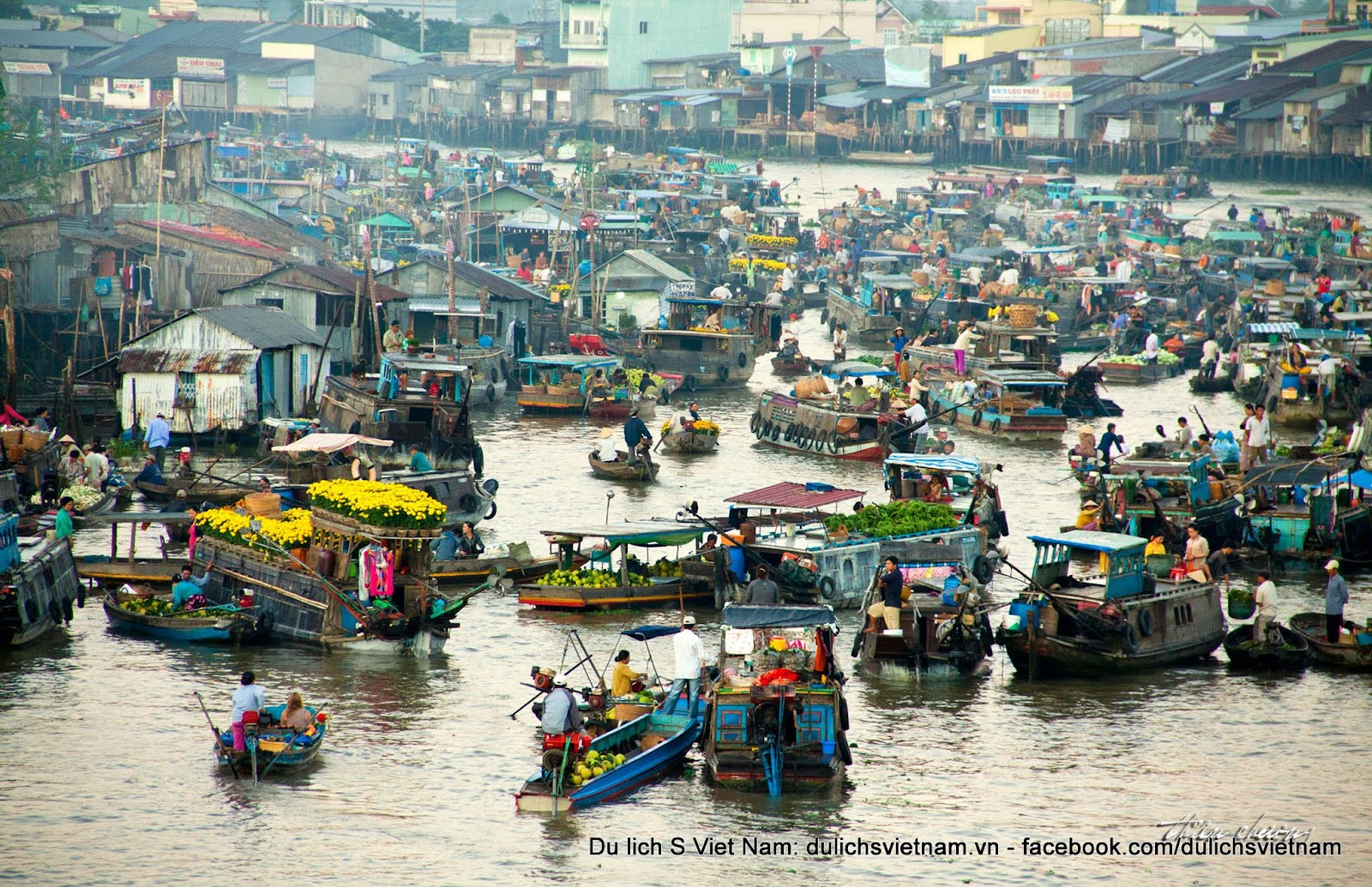Mekong delta in top 10 best-value destination 2015