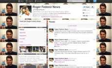 Twitter de Roger Federer (no oficial)