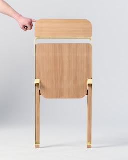 Silla Plegable de diseño moderno