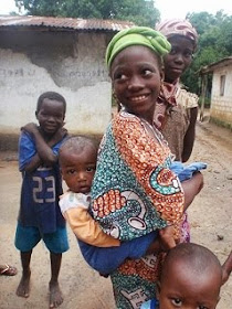 The people of Sierra Leone
