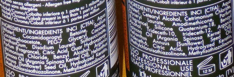 champu sin sal inebrya ingredientes