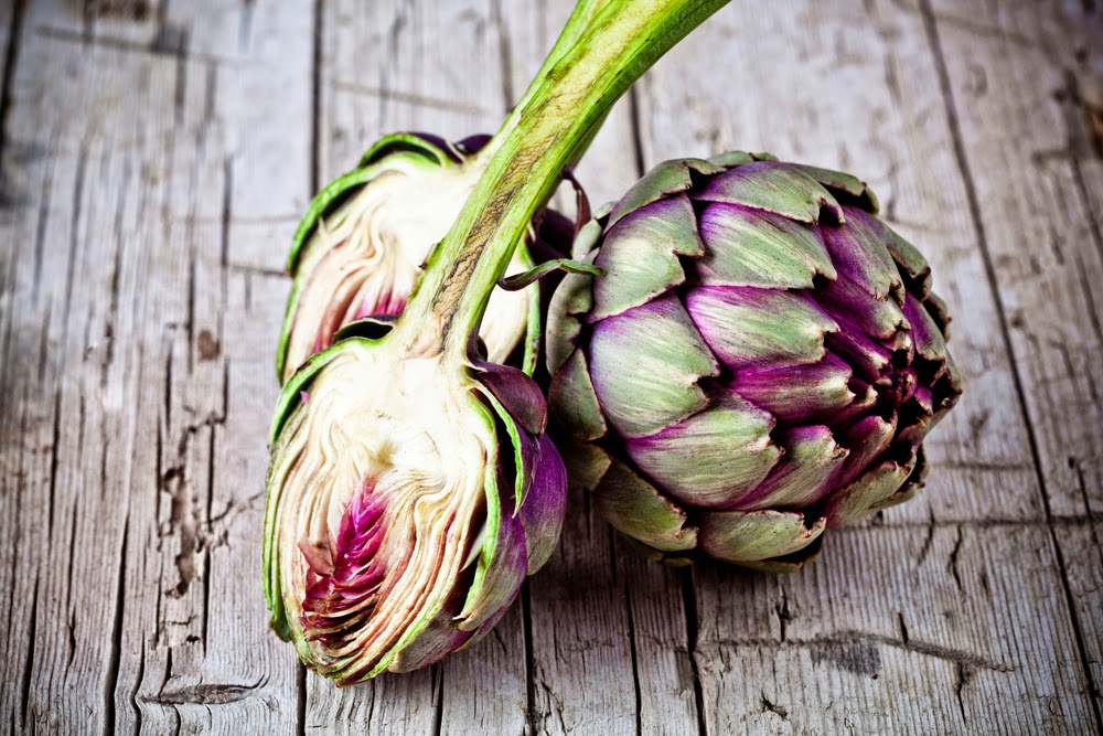 artichokes can be a good source of fiber