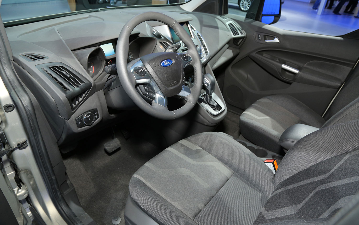 Cars model 2013 2014 2014 ford transit for Ford transit connect interior