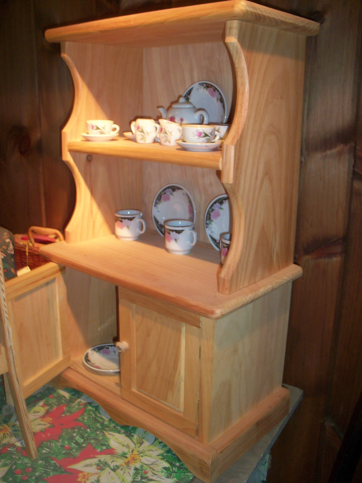 Wooden Toy And Gift News Wooden Furniture For 18 Dolls