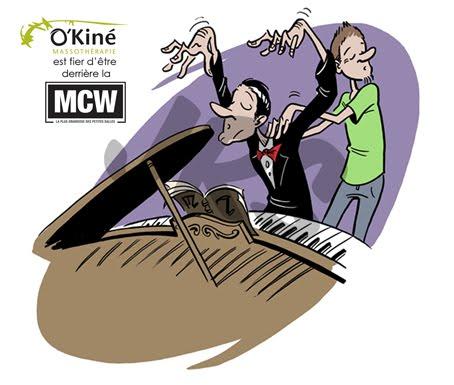 o'kiné avec la MCW