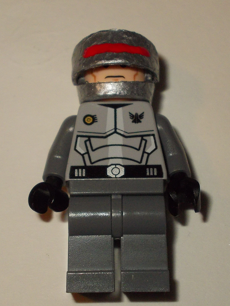 LEGO RoboCop | Well I think that had to have been the shorte… | Flickr
