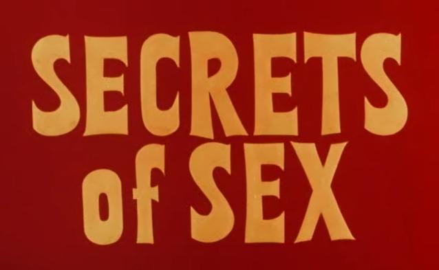 Secrets of sex aka bizarre