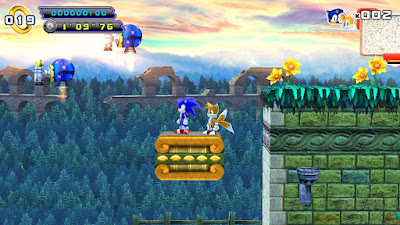 SONIC 4 Episode 2 HD APK + DATA Android gratis