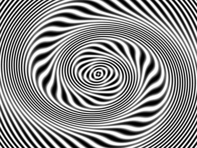 Optische Illusies En Gezichtsbedrog Geweldig Optisch