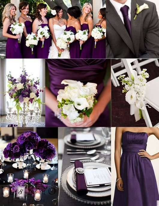 Wedding ideas blog lisawola july 2013 for Best wedding colour themes