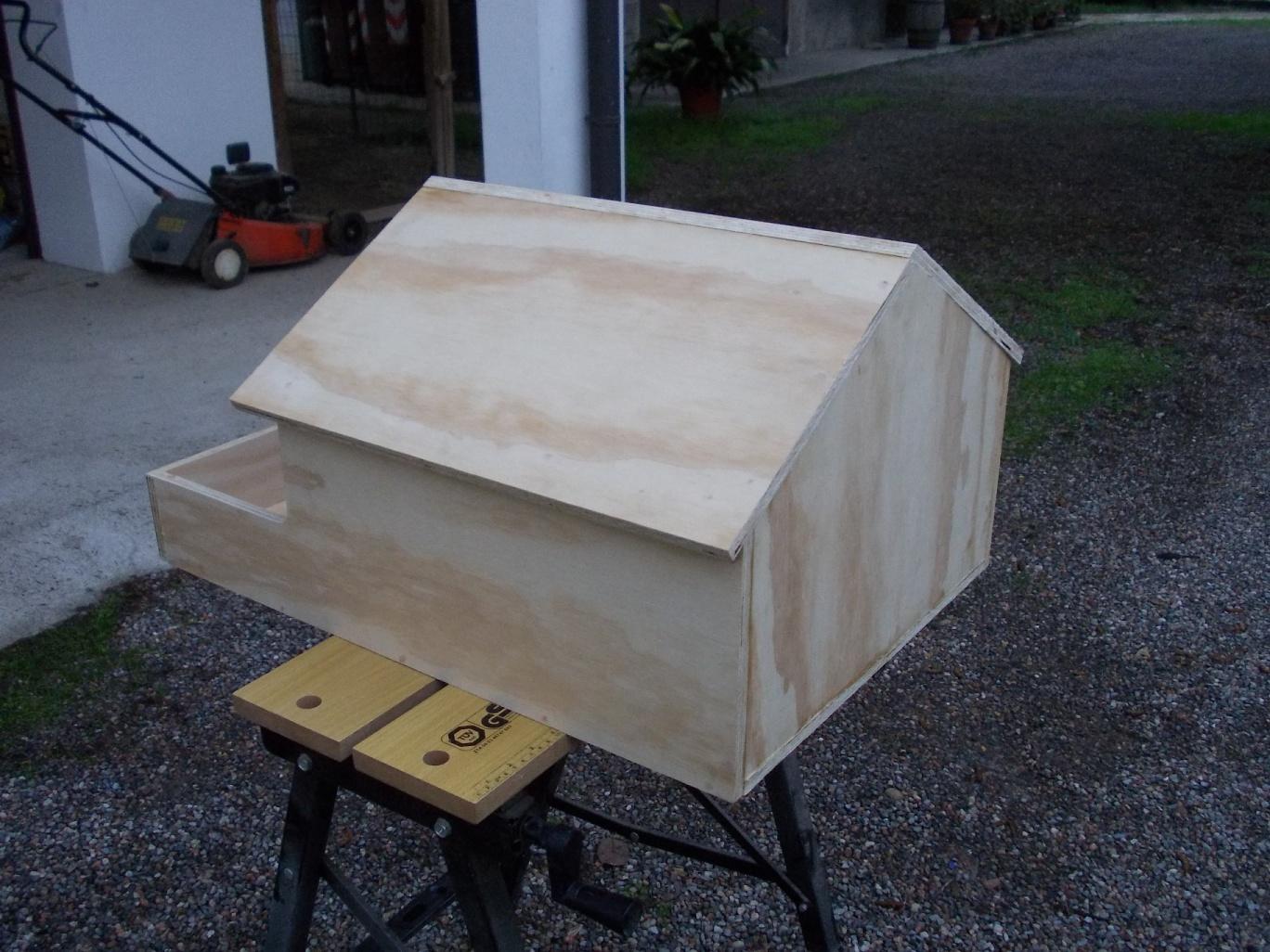 Storie di legno for Vasche di plastica per tartarughe