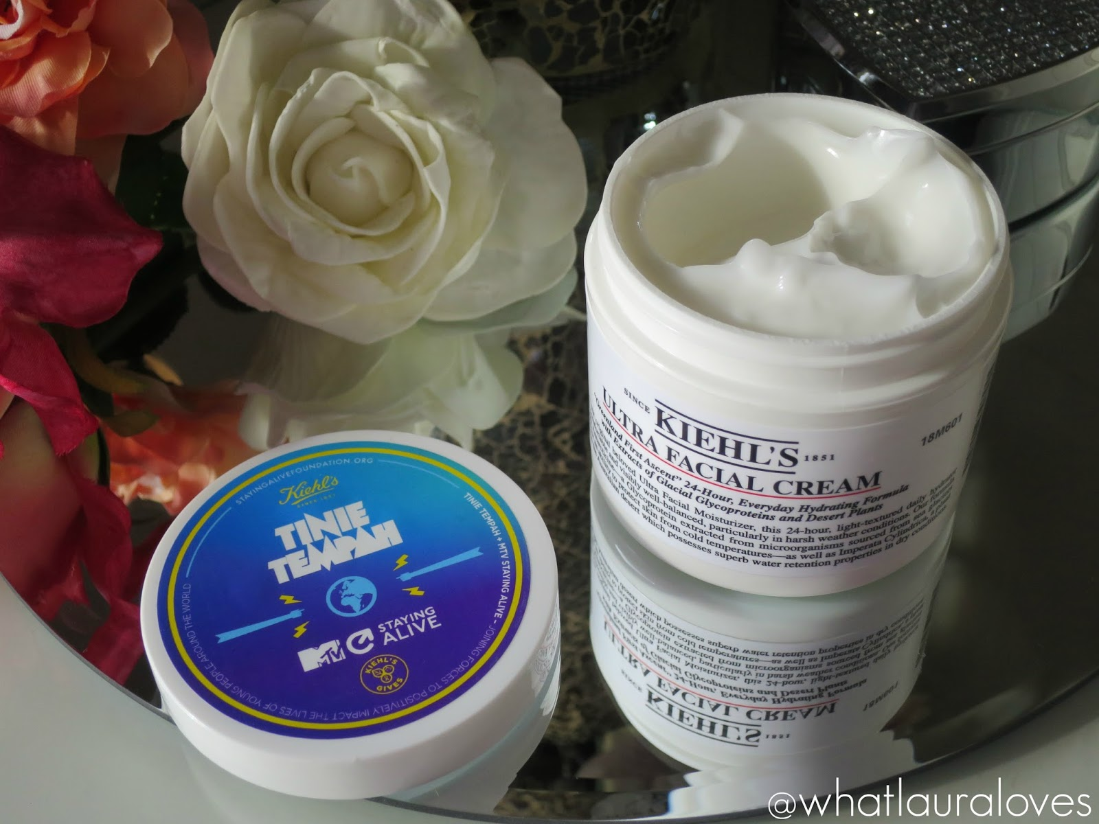 Kiehls Ultra Facial Cream MTV Staying Alive Tinie Tempah HIV AIDS Charity
