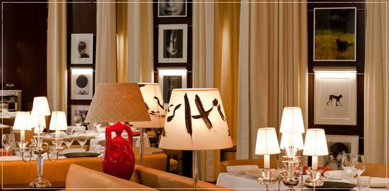 Afinal viagens e turismo h tel le royal monceau raffles - Royal monceau la cuisine ...