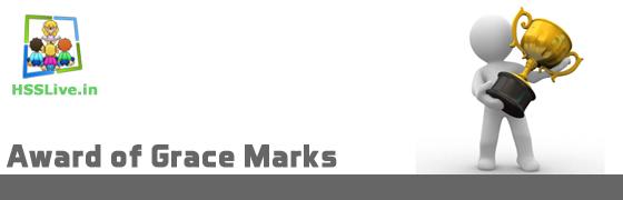 Higher Secondary Grace Mark