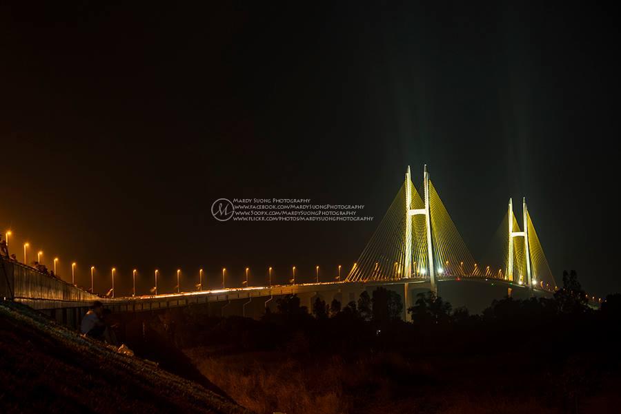 Tsubasa bridge-Prey-Veng-Cambodia