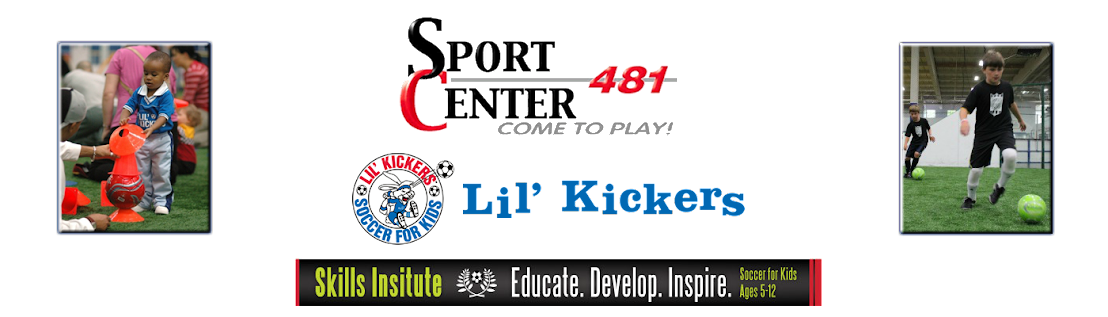Lil' Kickers Soccer for Kids!