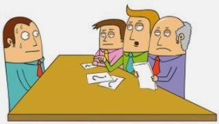 entrevista de emprego ruim