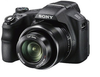 Advanced Sony Point and Shoot Camera