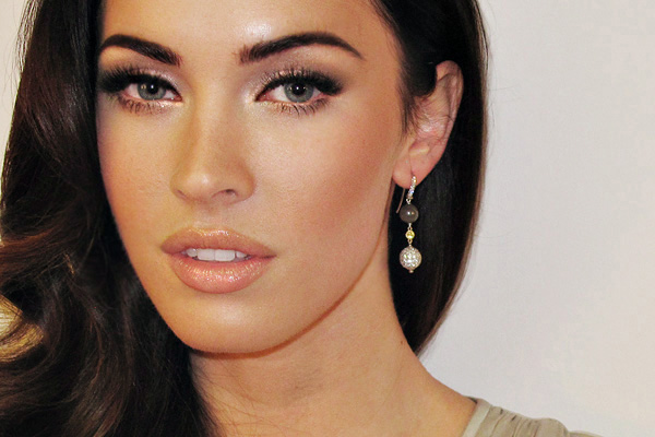 megan fox without makeup. megan fox before famous. megan