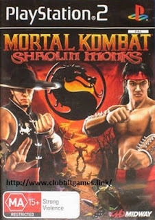 LINK DOWNLOAD GAMES mortal kombat shaolin monks PS2 ISO FOR PC CLUBBIT