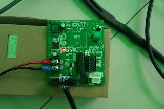 led control card