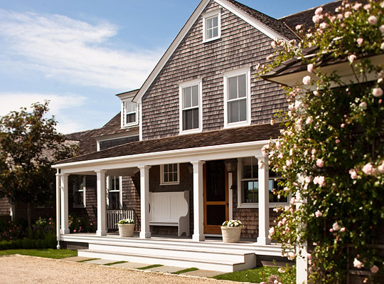 New home interior design nantucket summer home for Nantucket house plans