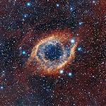 Nebulosa Elica (Helix) — Foto L'Elica vestita di nuovi colori