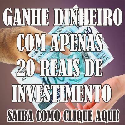 GANHE DINHEIRO!