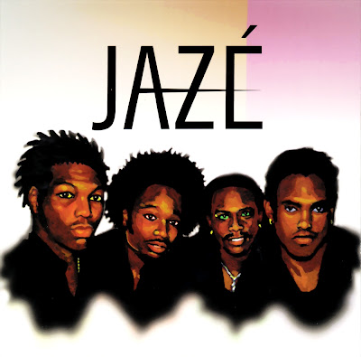 Jaze - Jaze (Self Titled)-(Retail)-1999