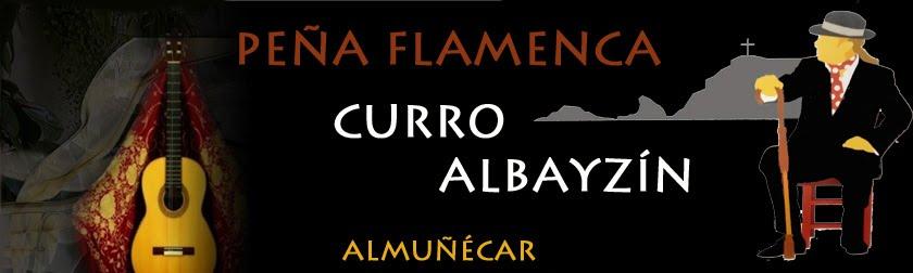 Peña Flamenca Curro Albayzín