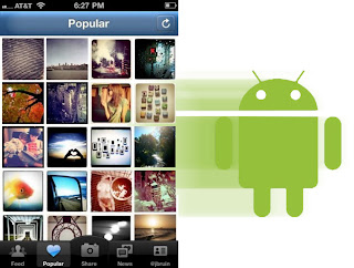 Instagram gratis para tu android