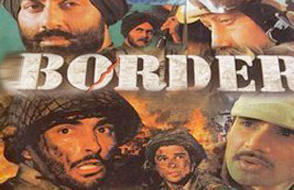 Borders Indian Movie Indian Defence Movies