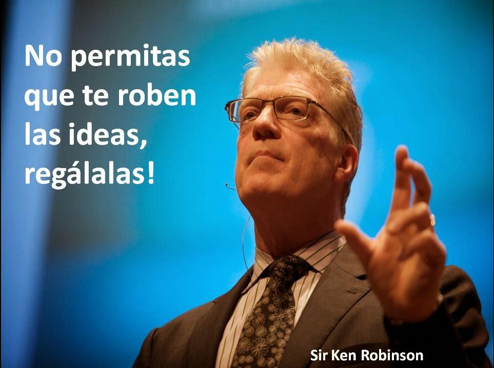 ken robinson analysis