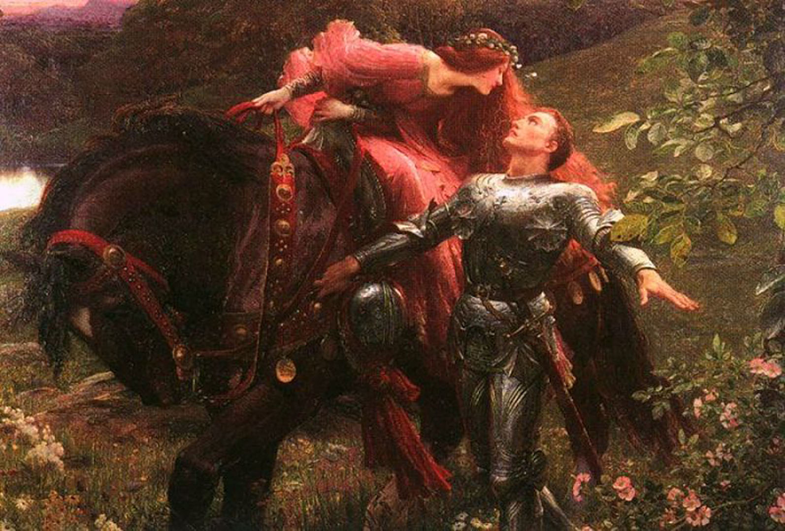 the chivalrous ideal and courtly love As its name implies, courtly love was practiced by noble lords and ladies its proper milieu was the royal palace or court ritualistic couples engaged in a courtly relationship conventionally exchanged gifts and tokens of their affair.