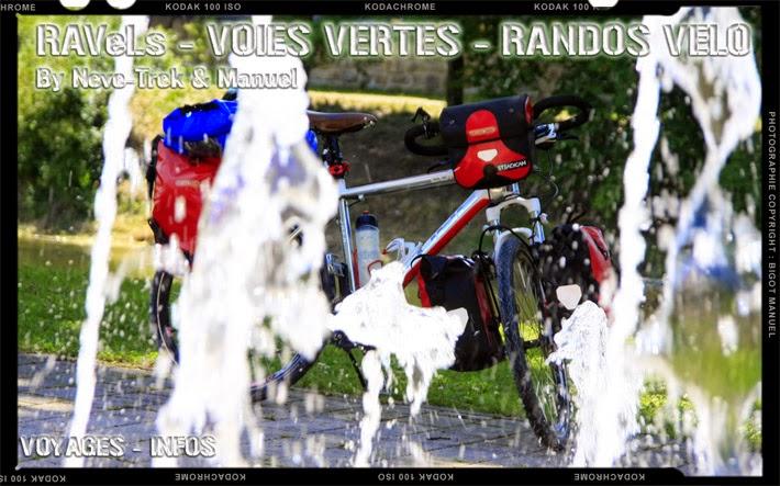 Voies Vertes  - RAVeLs et voyage en Vélo !