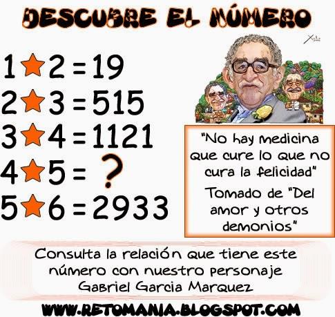 Descubre el Número, Retos matemáticos, Desafíos matemáticos, Problemas matemáticos, problemas para pensar