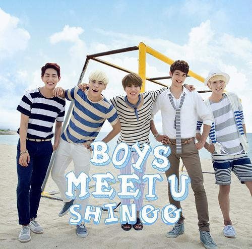 SHINee – Boys Meet U download | シャイニー - Boys Meet U mp3