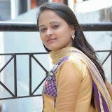 Usha Photos in Salwar Kameez at Gundello Guchi Guchi Champake Movie Press Meet 23