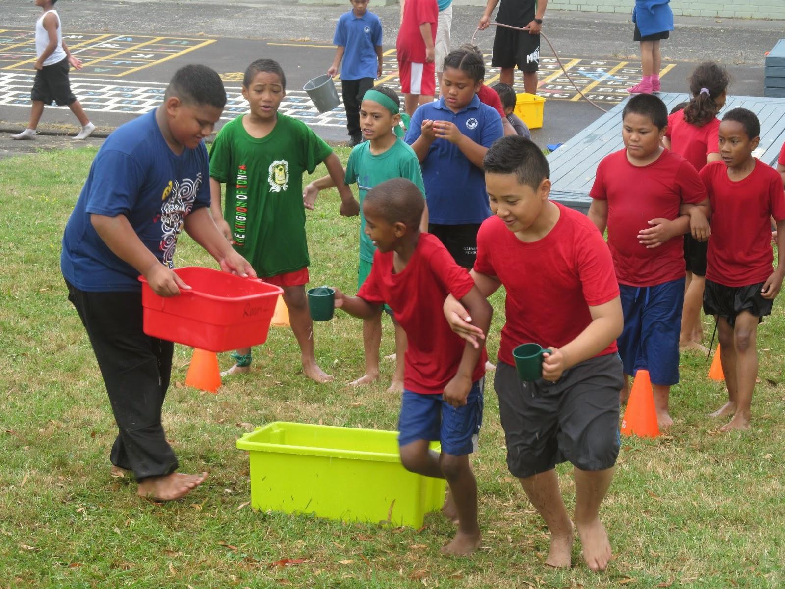 Glenbrae School Room 10 Water Fun Day
