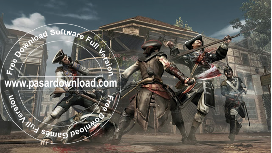 Download Games Assassin's Creed Liberation HD Repack