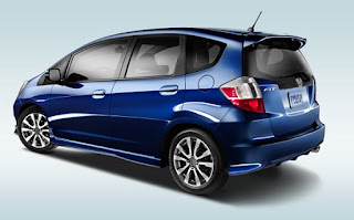 Honda Fit model value in used car market 345354