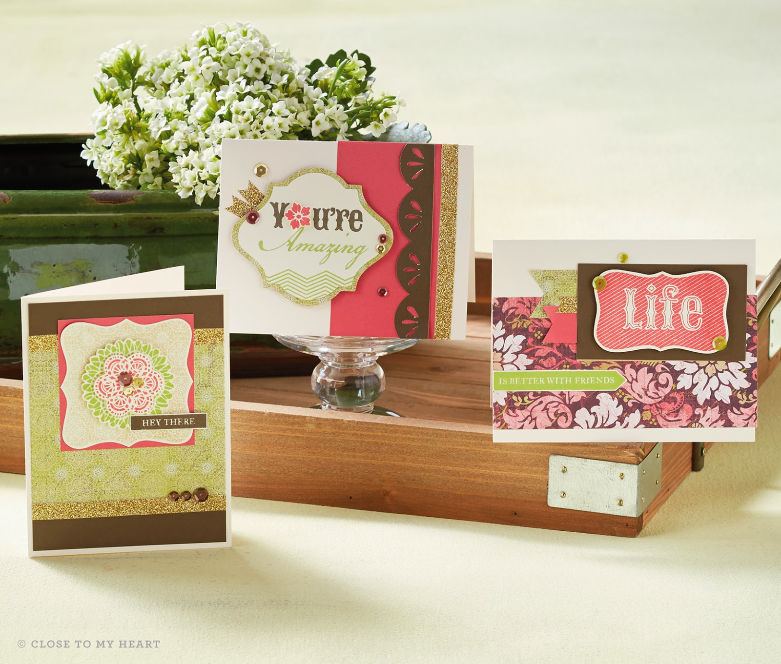 Ivy Lane Cardmaking Kit