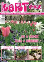Megjelent a Kertész magazin tavaszi száma