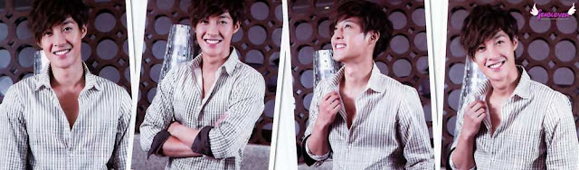 Kim Hyun Joong for Asta 4