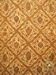 Motif batik khas solo sidomulyo